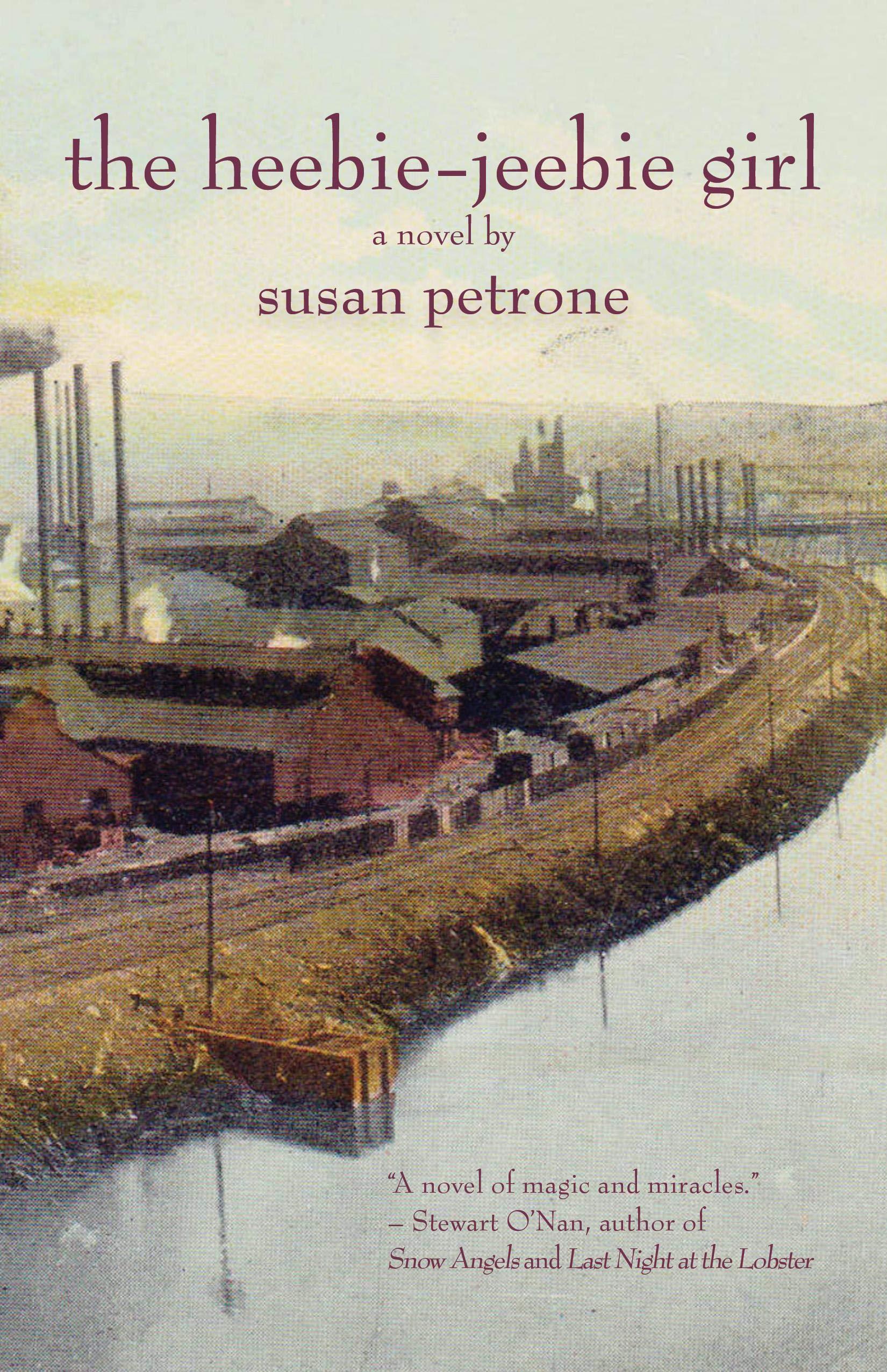 The Heebie-Jeebie Girl: A Novel: Petrone, Susan: 9781611882858: Amazon.com: Books