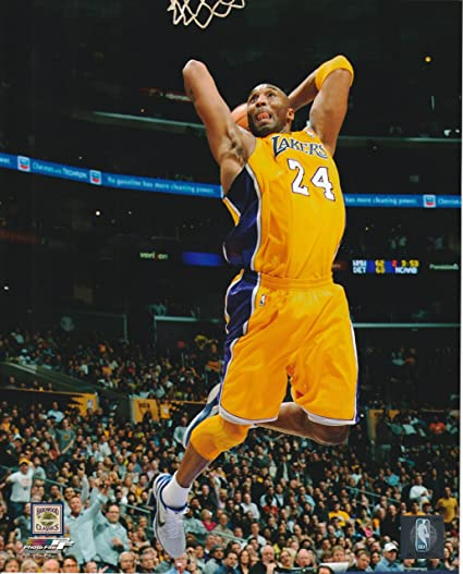 Amazon Com Kobe Bryant Los Angeles Lakers Unsigned