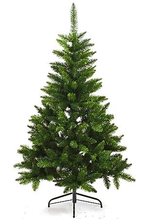 rbol de navidad artificial verde altura 180m 650 ramas pie