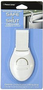 Parent Units Safe and Shut Dishwasher Locking Strap