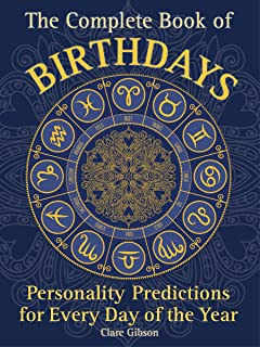 The Book of Birthdays: What the Day You Were Born Reveals