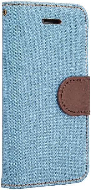 90c50fceeb PLATA iPhone 5c ケース 手帳型 デニム デザイン スタンド ケース ポーチ 【 A 】 IP5C-