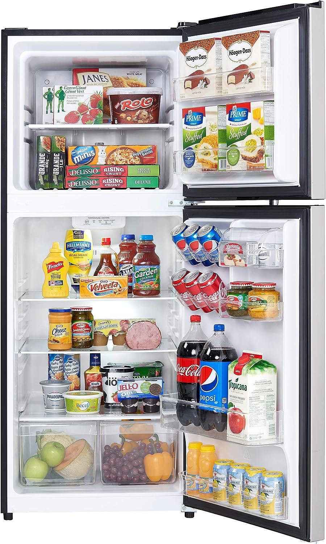 Danby DFF101B1BSLDB Top Mount Refrigerator