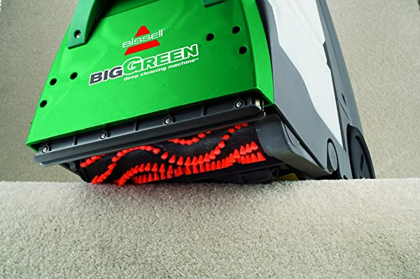 Bissell 86T3/86T3Q Big Green Deep Cleaning Professional Grade Carpet Cleaner Machine
