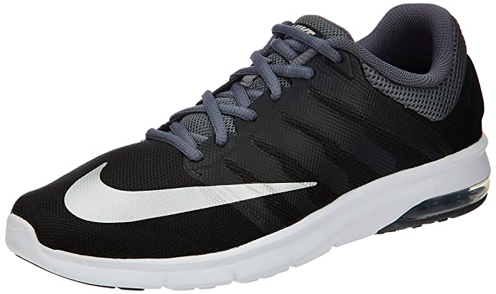 Amazon.com | Nike Air Max Era Mens Running Trainers 811099 Sneakers Shoes (uk 7 us 8 eu 41, black metallic silver 001) | Fashion Sneakers