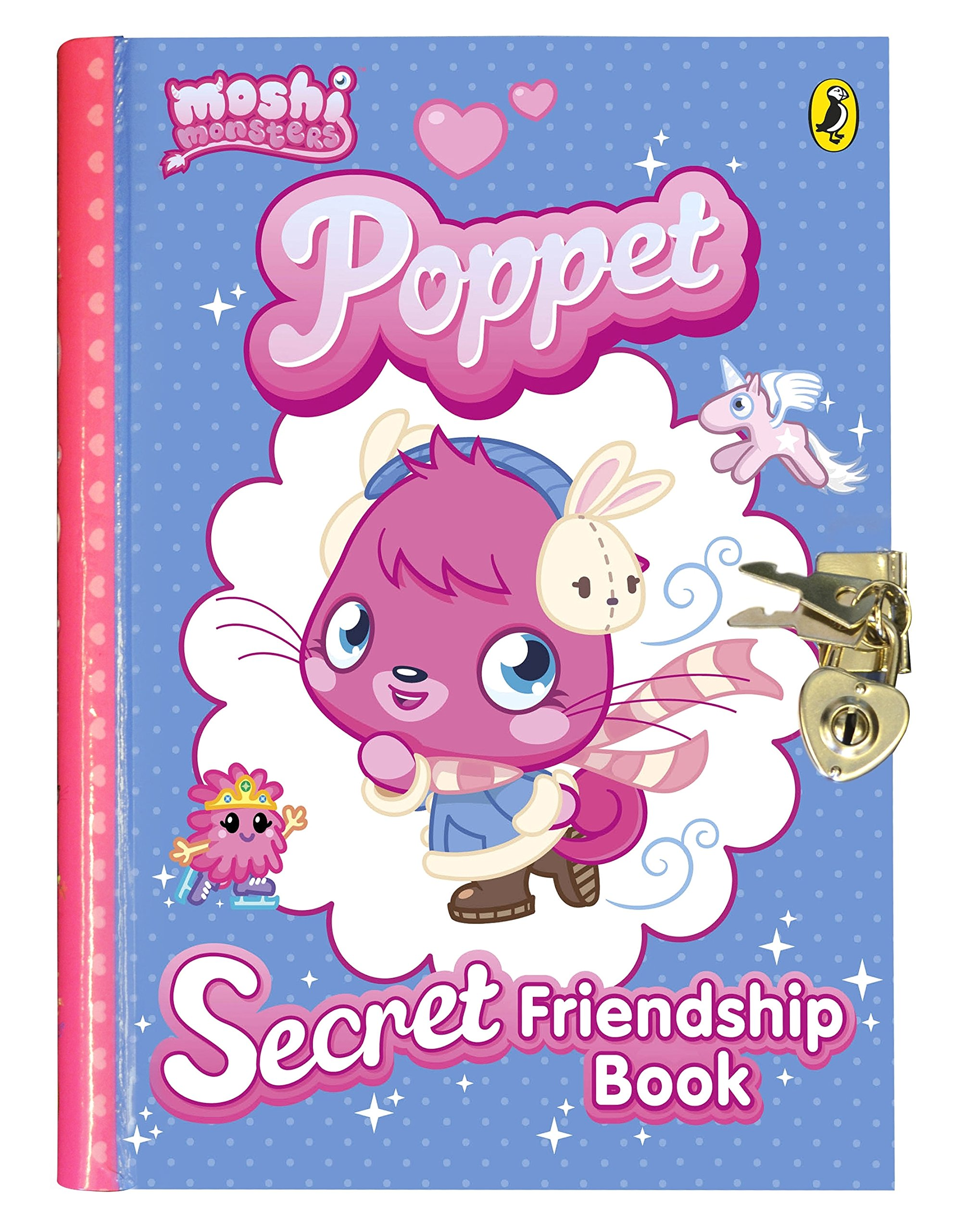 Buy moshi monsters poppet secret friendship book book online at low prices in india moshi monsters poppet secret friendship book reviews ratings