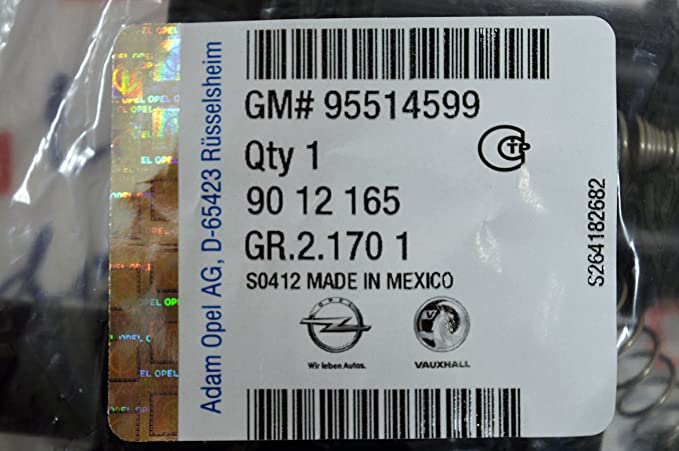 95514599:Kit de reparación de bobinas de encendido.: Amazon.es: Coche y moto