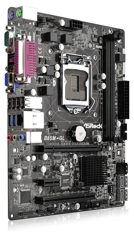 ASRock B85M-GL A-Tuning Drivers Mac