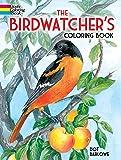 Birdwatcher's Coloring Book