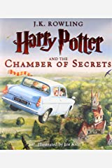 Harry Potter and the Chamber of Secrets: The Illustrated Edition (Harry Potter, Book 2) Hardcover