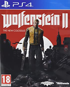 Wolfenstein 2: The New Colossus [PS4]