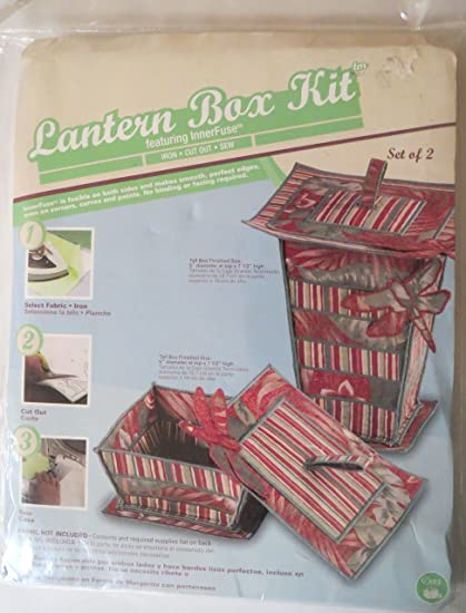 Amazon.com: Lantern Box Kit By Dritz