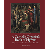 A Catholic Organist's Book of Hymns book cover