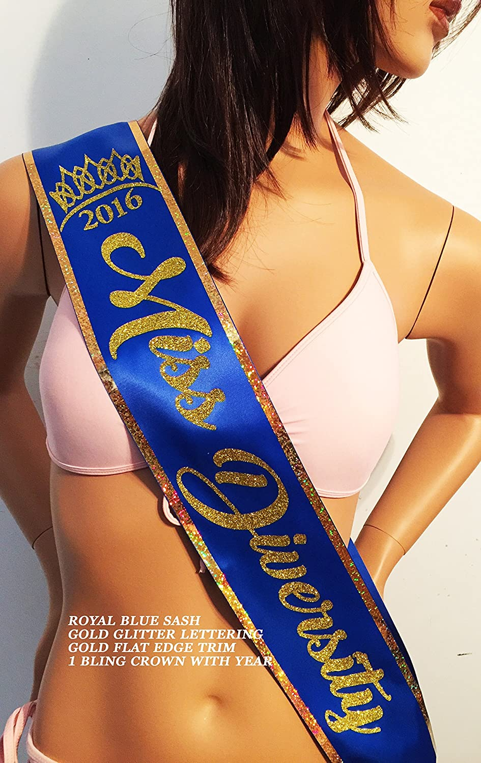 Pageant Sash, Corporate Awards, add your favorite Trim and Bling for extra sparkle at an additional cost By SashANation