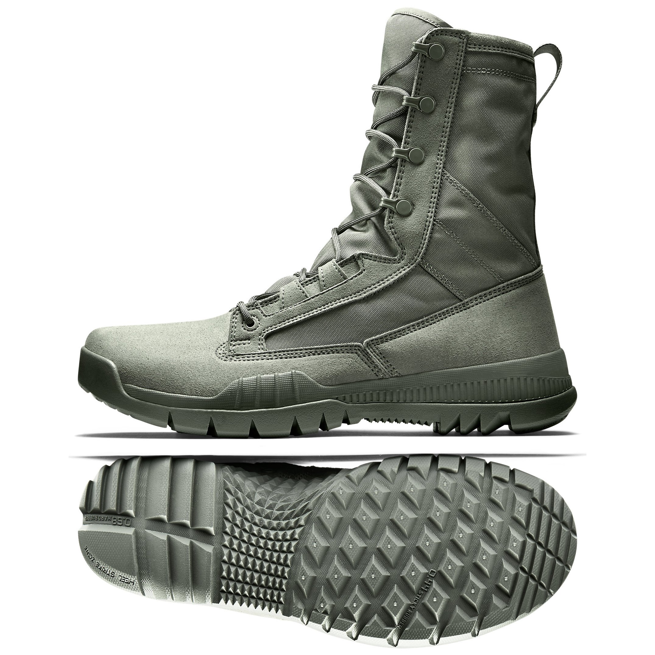 Nike Men's SFB Field 8' Special Tactic Boots-Sage/Sage-11
