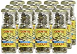 Cento Capote Capers In Sea Salt, 2 Ounce