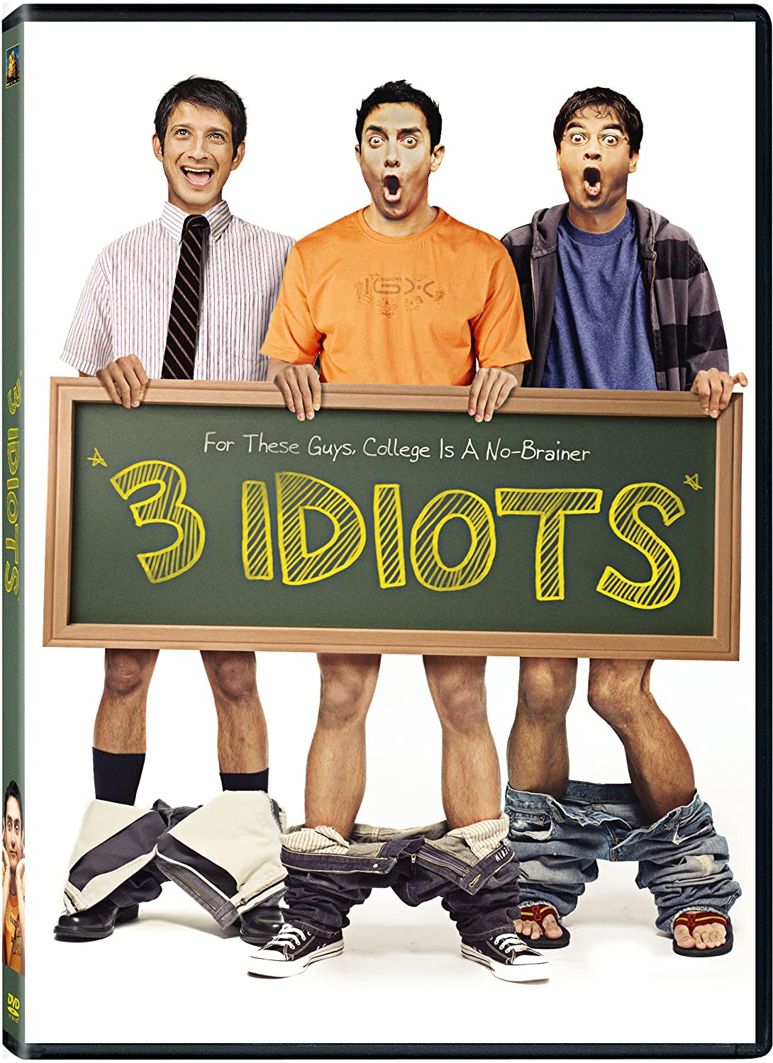 Image result for 3 idiots poster