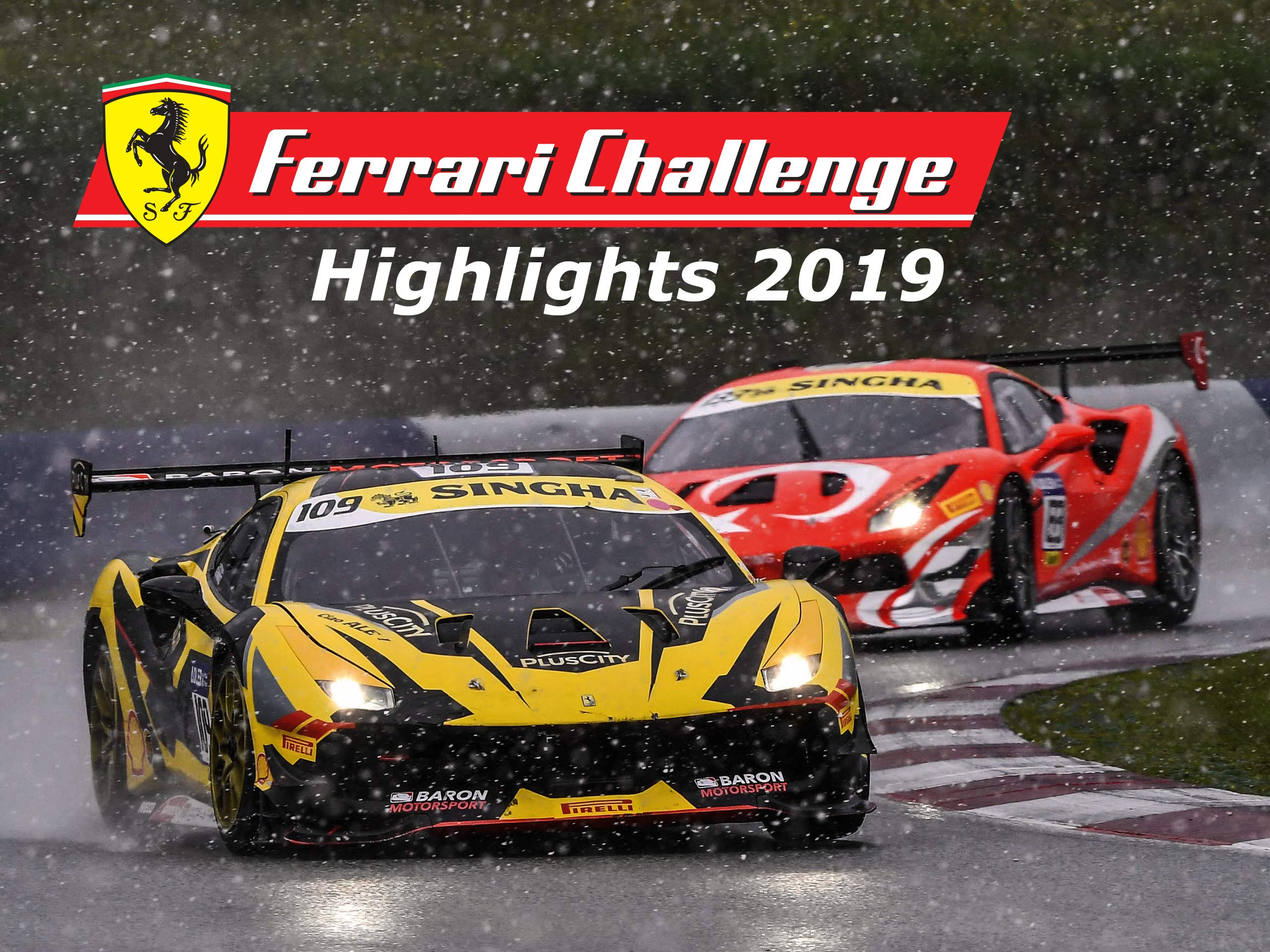 Ferrari Challenge Europe - Highlights 2019 on Amazon Prime Video UK
