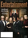 ENTERTAINMENT WEEKLY - SEPTEMBER 2020 - THE WEST WING GETS OUT THE VOTE