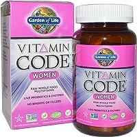 Garden of Life Vitamin Code Women 120 caps