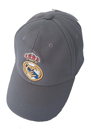 Real Madrid F.C. – Gorra (bordada): Amazon.es: Deportes y aire libre