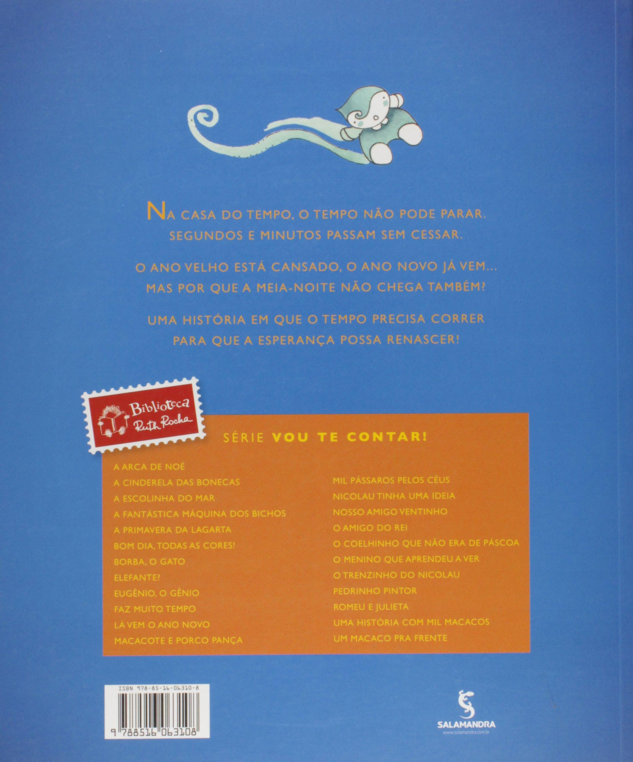La Vem O Ano Novo (Em Portuguese do Brasil): Ruth Rocha: 9788516063108: Amazon.com: Books
