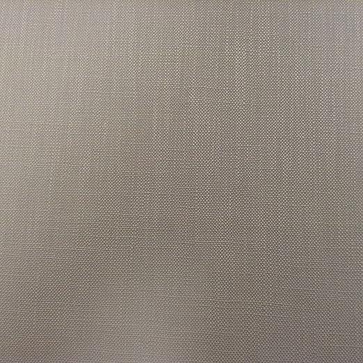 Sabana pesado tejido algodón Pebble gris algodón funda para ...