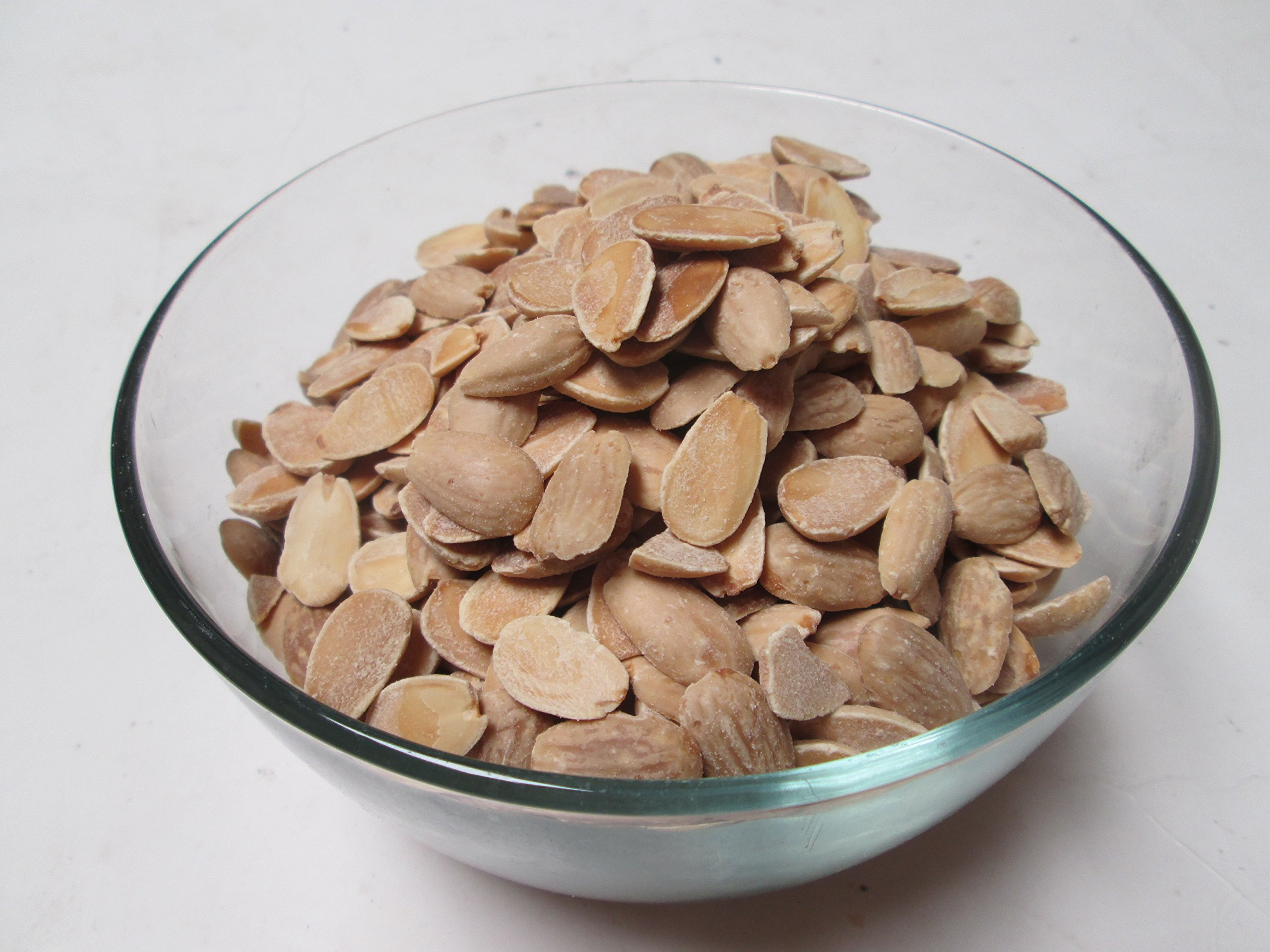 Candymax-Blanched Roasted Almonds 5 lb-5% off purchase of 3 any items, !