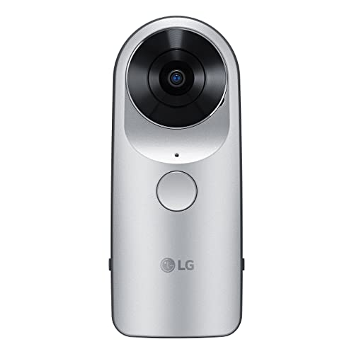 LG 360 Camera for Android and iOS - Silver