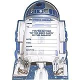 Hallmark Star Wars Cartons d'invitation pour un anniversaire Motif Best Party in the Galaxy' (Lot de 20)