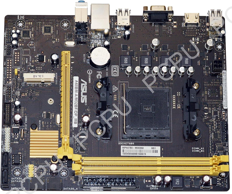 90PA07B0-M0XBN0 Asus M32BF AMD Desktop Motherboard FM2b