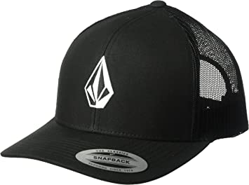 Volcom Full Stone Cheese Gorra, Hombre, New Black, O/S: Amazon.es ...