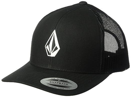 Amazon.com  Volcom Men s Full Stone Cheese Hat Charcoal Heather  Clothing 57187eba19dc