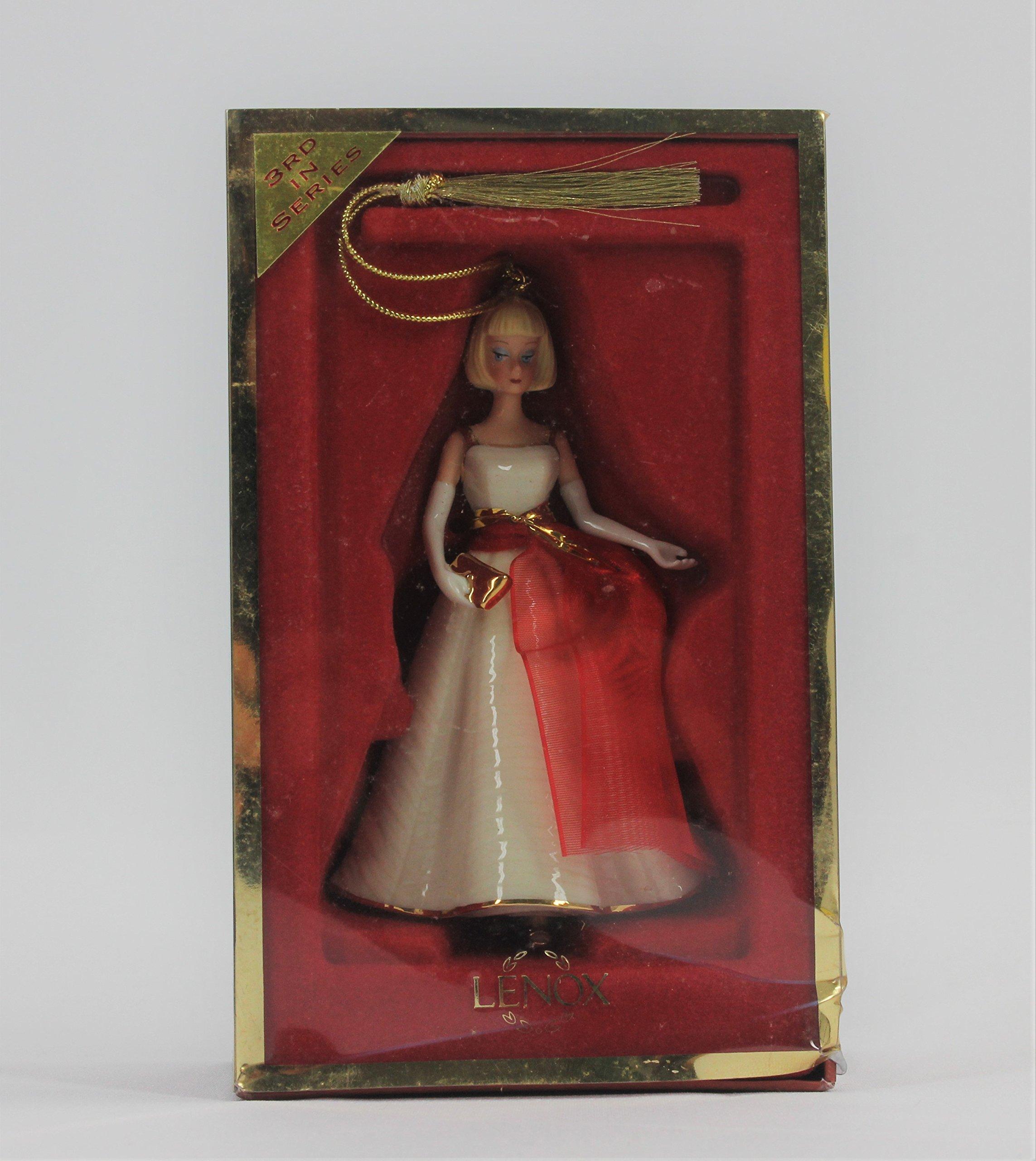 Lenox 2005 Holiday Dance Barbie Ornament