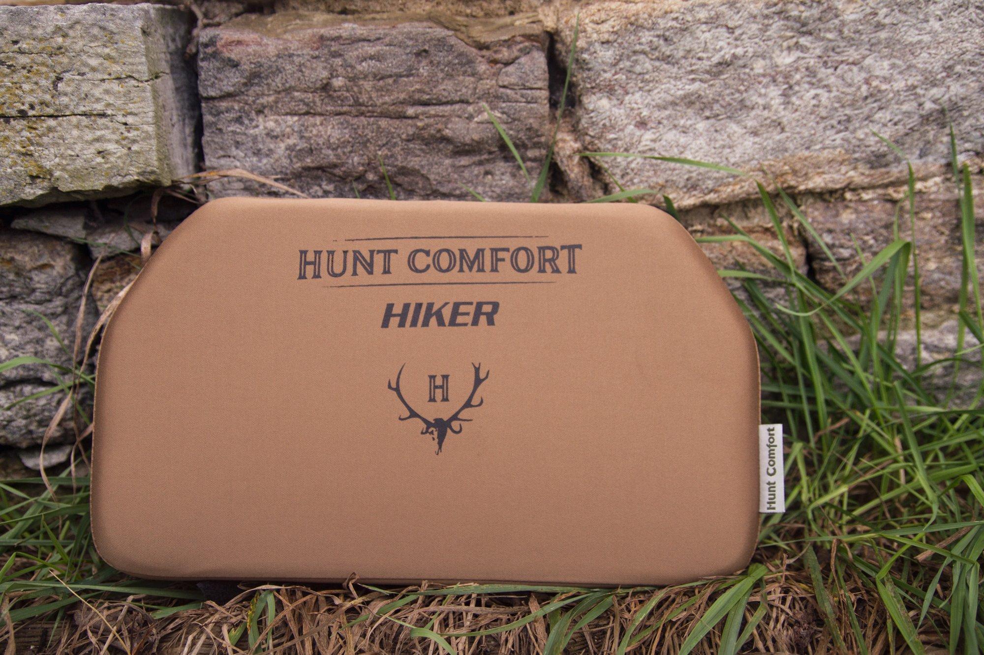 Hunt Comfort Hiker GelCore Hunting Seat, Coyote Brown by Hunt Comfort (Image #8)