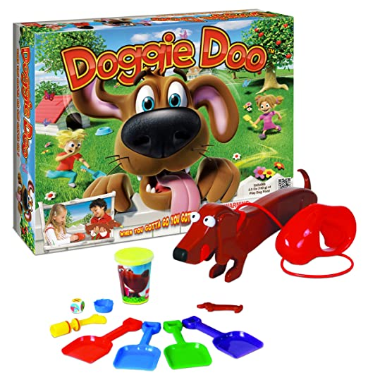 Doggie Doo -- The Famous Dog Poop Game