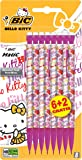 Bic Matic Porte-Mine jetable Hello Kitty 0,7 mm Blister de 6+2