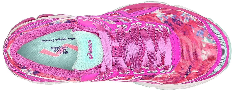 Asics Kvinners Gt-1000 4 Rosa Bånd Løpesko 8VNLAC6