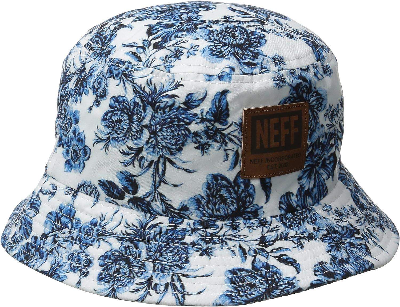 Neff Prime Gorra Blanco, Prime Bucket Hat, Blanco, Talla única ...