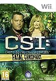 CSI: Fatal Conspiracy (Wii) [Importación inglesa]