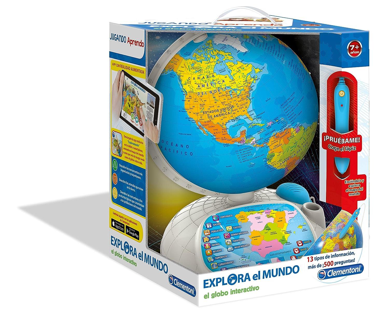 Clementoni/ Tipo Esplora Il Mondo 55117 /Globo interattivo