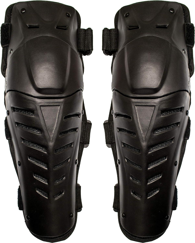 MDM Motorrad Knie Protektoren//Schienbeinschutz