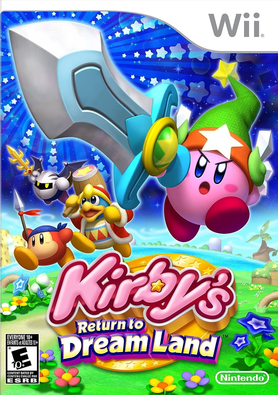 Nintendo Kirbys Return to Dream Land - Juego: Amazon.es: Videojuegos