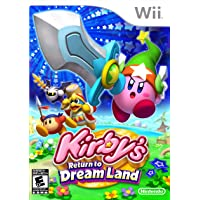 Nintendo E3 2011-ASIN 33 Kirby's Return to Dream Land, Wii