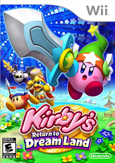 Kirby S Return To Dream Land Video Games