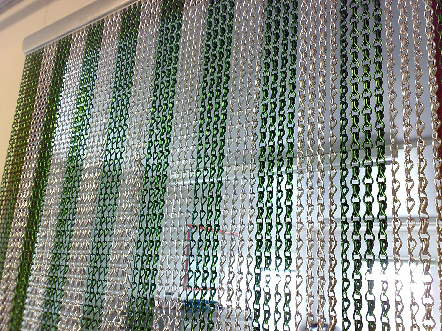 Metal Chain Curtain Topsimages