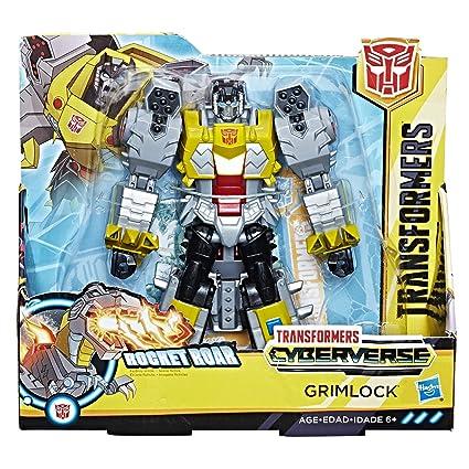 Cyberverse GrimlockmxJuegos GrimlockmxJuegos Ultra Cyberverse Ultra Figura Transformers Figura Transformers Transformers DIW9EH2