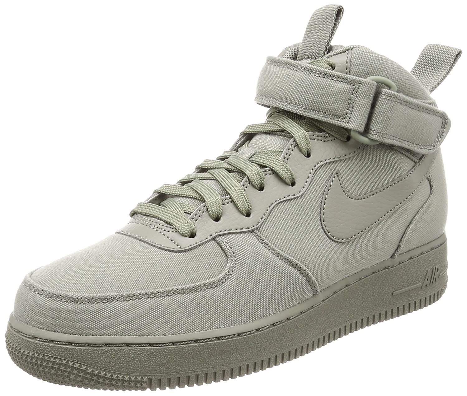 Nike Air Force 1 Mid '07 Men's B0784MT5PS 9.5 D(M) US|Dark Stucco/Dark Stucco
