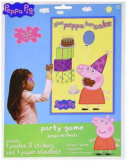 Amazon.com: Amscan Peppa Pig suministros para juego de ...