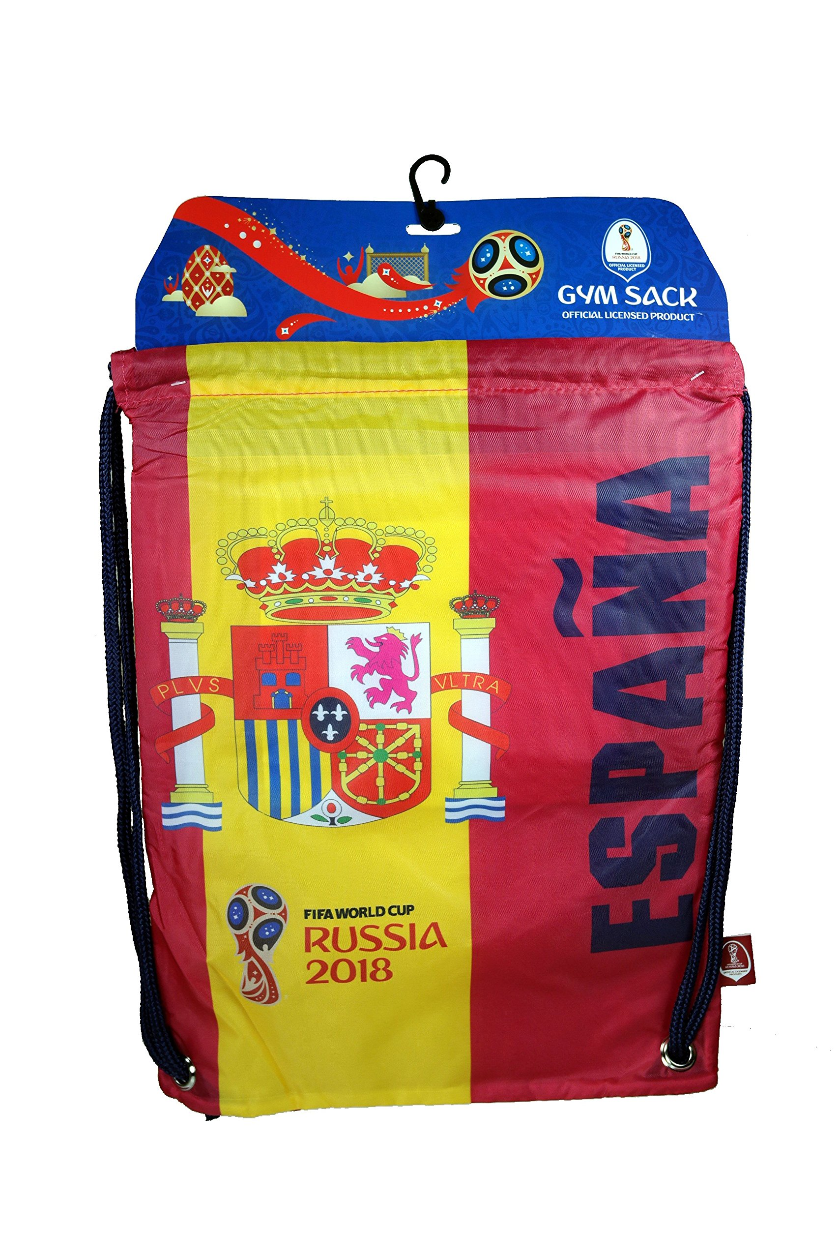 FIFA Official Russia 2018 World Cup Official Licensed Cinch Bag 04-1